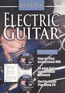 Begin to Play: Electric Guitar (DVD + CD + Book)