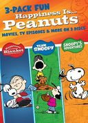 Happiness Is... Peanuts (3-DVD)