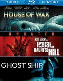 House of Wax / Return to House on Haunted Hill /