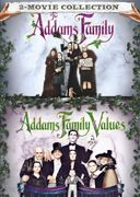 The Addams Family / Addams Family Values (2-DVD)