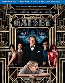 The Great Gatsby 3D (Blu-ray + DVD)