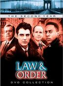 Law & Order - Year 2 (3-DVD)