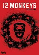 12 Monkeys - Season 1 (3-DVD)