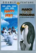 Happy Feet / March of the Penguins (2-DVD)