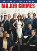 Major Crimes - Complete 1st Season (3-DVD)