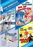Gene Kelly Collection: 4 Film Favorites (On the