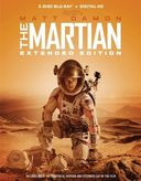 The Martian (Extended Edition) (Blu-ray)