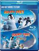 Happy Feet / Happy Feet 2 (Blu-ray)