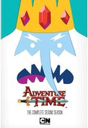 Adventure Time - Complete 2nd Season (2-DVD)