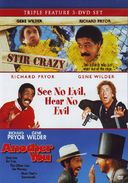 Richard Pryor & Gene Wilder Triple Feature: Stir