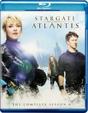 Stargate: Atlantis - Season 4 (Blu-ray)