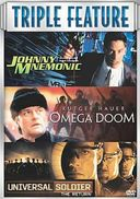 Omega Doom / Johnny Mnemonic / Universal Soldier: