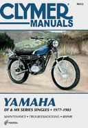 Yamaha Dt and Mx Singles, 1977-1983