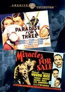 Robert Young Double Feature: Paradise for Three