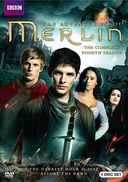 Merlin - Complete 4th Season (4-DVD)