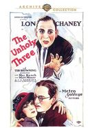 The Unholy Three (1925) (Full Screen) (Silent)