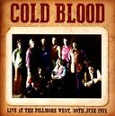 Live at the Fillmore West: 30th June 1971
