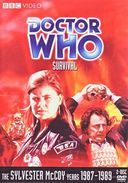 Doctor Who - #155: Survival (2-DVD)