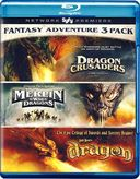 Fantasy Adventure 3 Pack (Dragon Crusaders /