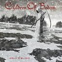 Halo Of Blood (Limited Edition Silver Vinyl)