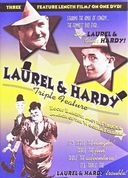 Laurel & Hardy - Triple Feature (Bogus Bandits /