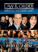 Law & Order: Special Victims Unit - Year 3 (5-DVD)