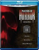 Masters of Horror - Season 1 - Volume 2 (Blu-ray)