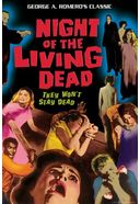 Night of The Living Dead - Large Poster (17 3/8""