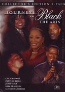 Journeys In Black: The Arts (5-DVD)