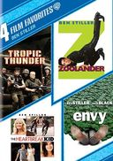 4 Film Favorites: Ben Stiller (Tropic Thunder /