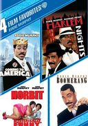 4 Film Favorites: Eddie Murphy (Coming to America