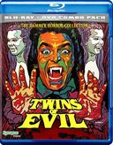 Twins of Evil (DVD + Blu-ray Combo Pack) (2-Disc)