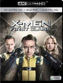 X-Men: First Class (4K Ultra HD Blu-ray, Blu-ray)
