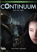 Continuum - Season 4 (2-DVD)