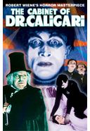 "The Cabinet of Dr. Caligari - Large Poster (18"" x"