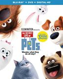 The Secret Life of Pets (Blu-ray + DVD)
