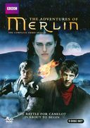 Merlin - Complete 3rd Season (5-DVD)