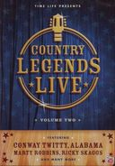 Country Legends Live, Volume 2