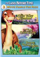 The Land Before Time 2-4 (2-DVD)