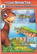 The Land Before Time 8-10 (2-DVD)