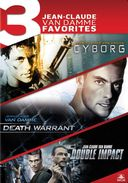 Cyborg / Death Warrant / Double Impact