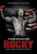 Rocky 4-Film Collection (4-DVD)