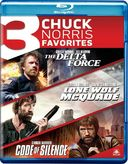 3 Chuck Norris Favorites (The Delta Force / Lone