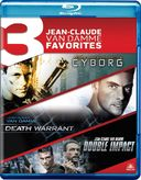 Cyborg / Death Warrant / Double Impact (Blu-ray)
