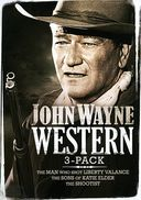 John Wayne Western 3-Pack (The Man Who Shot