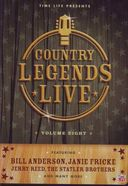 Country Legends Live, Volume 8