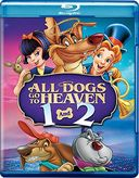 All Dogs Go to Heaven 1 & 2 (Blu-ray)