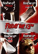 Friday the 13th: 4-Movie Collection