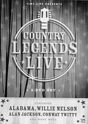 Country Legends Live - 3-Disc Set (3-DVD)