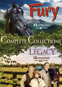 Fury: 23 Episodes / Legacy: 18 Episodes (Complete